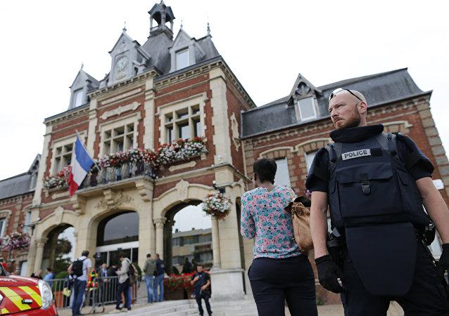 Saint-Etienne de Rouvray