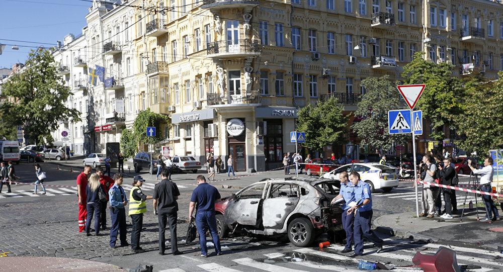 Le meurtre du journaliste russe Pavel Cheremet