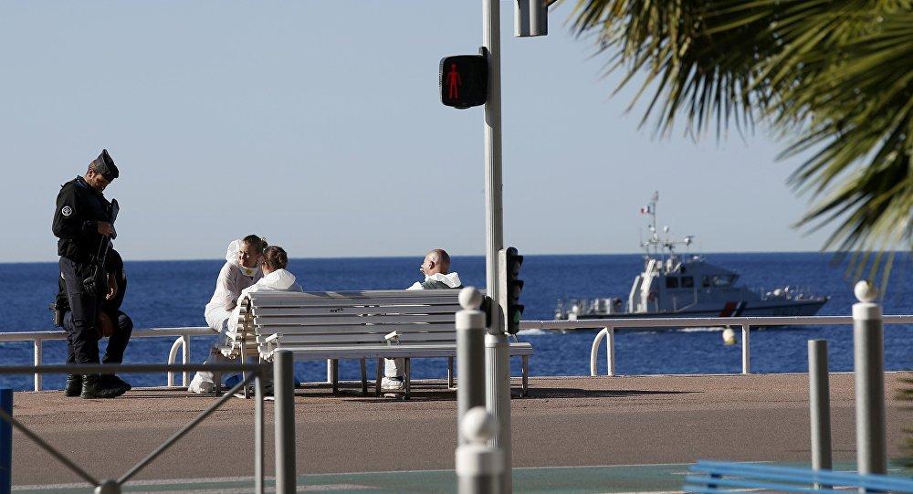 Promenade des Anglais, image d'illustration