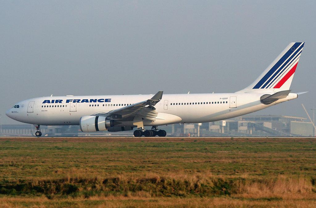 l'Airbus 330-200