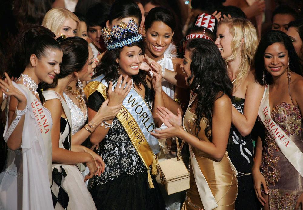 Une autre Islandaise, Unnur Birna Vilhjálmsdóttir, a remporté la palme de Miss Monde en 2005