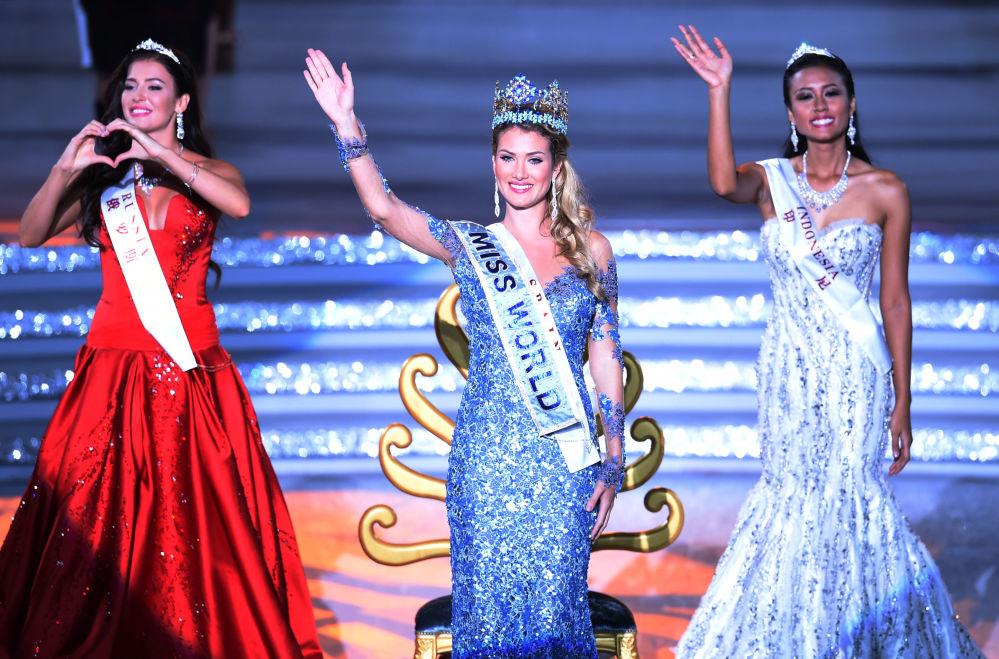 L'année dernière, le jury de Miss Monde a élu l'Espagnole Mireia Lalaguna, âgé de 23 ans