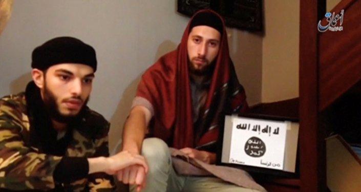 Rencontre djihadiste