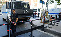 La police turque