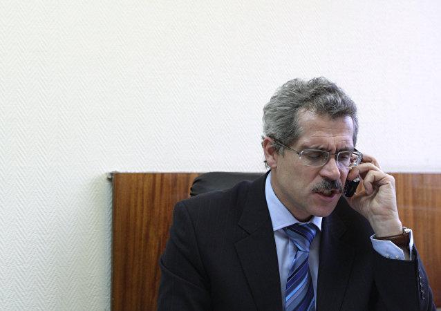 Grigori Rodtchenkov