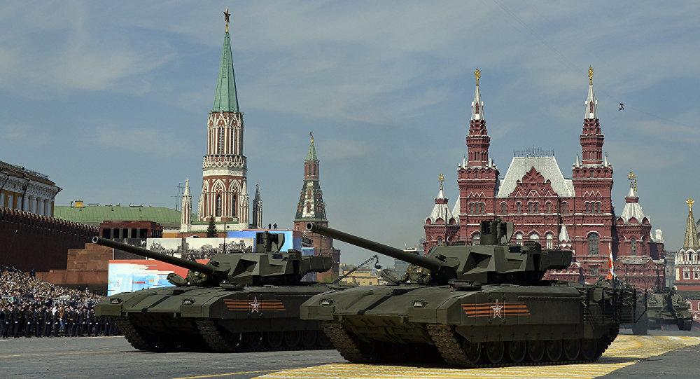 Le T-14, Armata