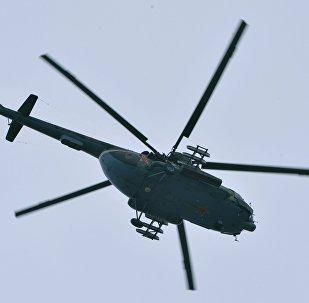 Hélicoptère Mi-8
