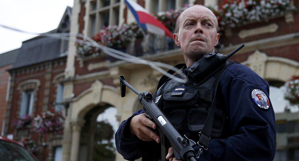 Police de Rouen