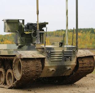 Les tâches dures de ces «jouets» de combat russes sur le terrain