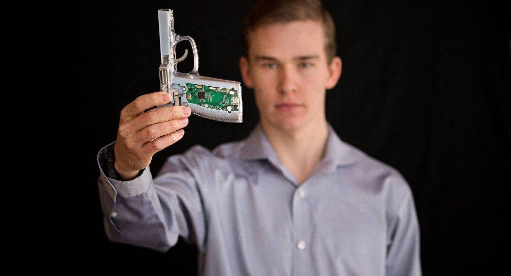 La technologie arme intelligente
