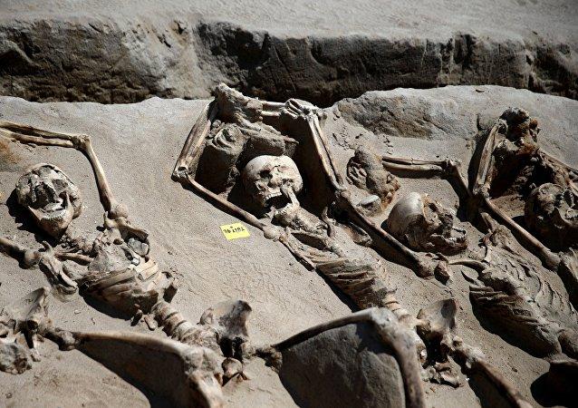Nécropole de Falyron