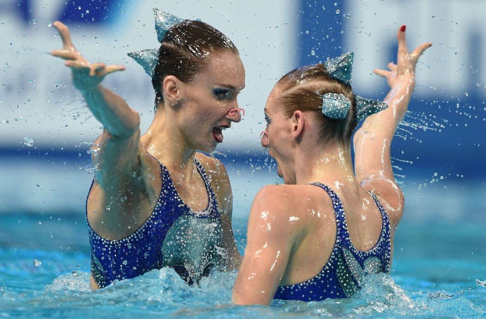 Les principales stars de l'équipe olympique russe