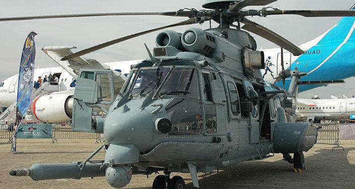Caracal de l'armée de l'air française