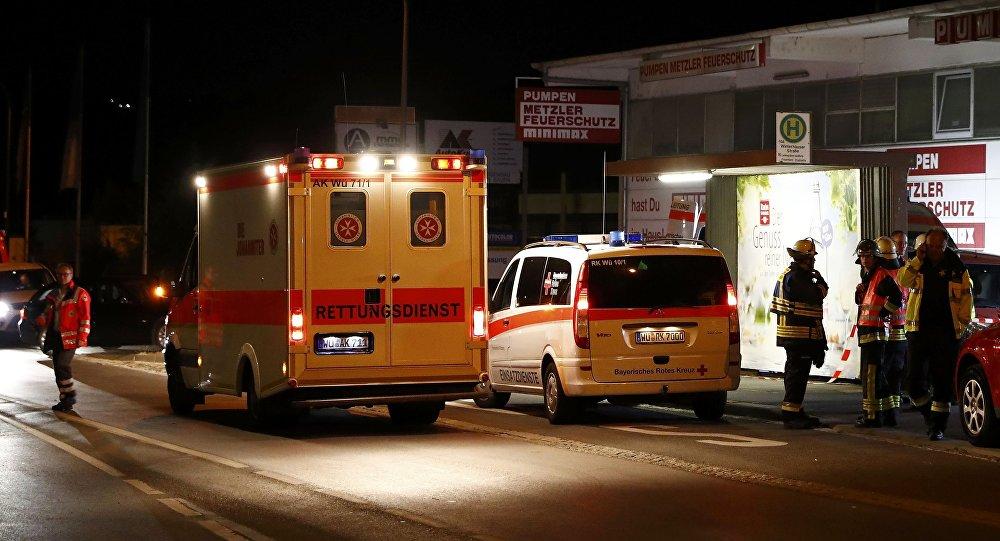 Daech revendique l'attaque à la hache en Allemagne
