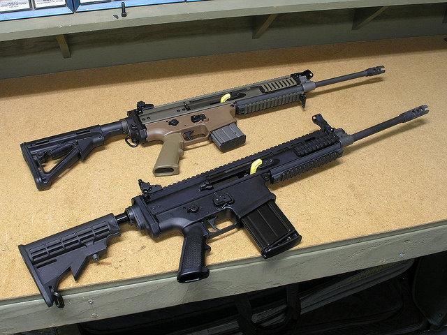 Le FN SCAR