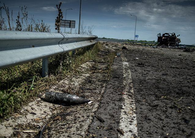 Donbass: attentat contre le chef de la république autoproclamée de Lougansk