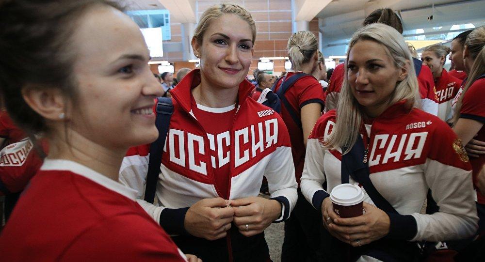 Les 10 plus belles Russes des JO de Rio