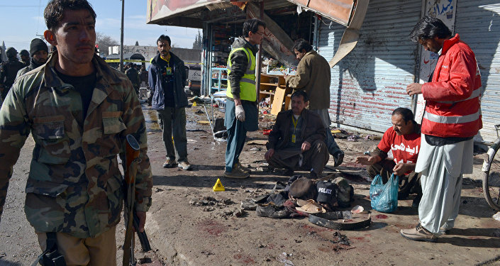 Attentat au Pakistan