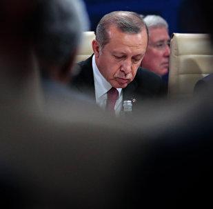 TLe président turc Recep Tayyip Erdogan