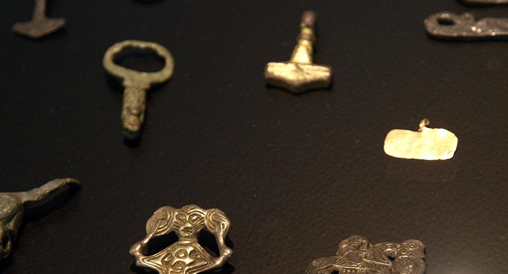 Un talisman du dieu Odin retrouvé par un amateur