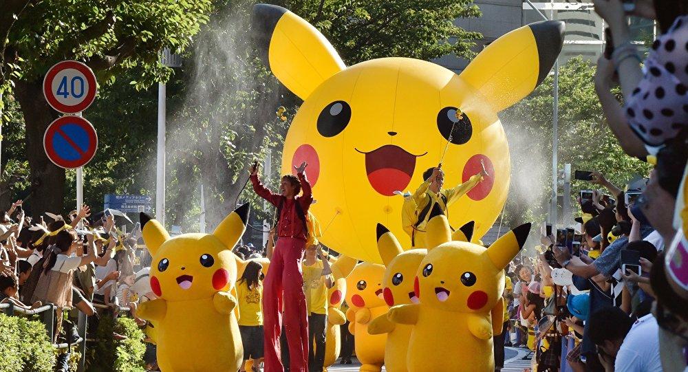 Un 500 M USD, la recette du succès de Pokémon Go