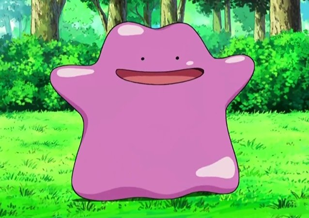 le Pokémon Métamorph