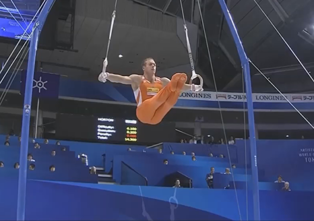 Un gymnaste néerlandais exclu après une nuit de beuverie à Rio