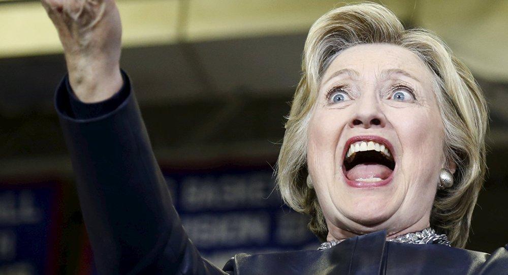 WikiLeaks: Clinton accusera la Russie en cas de nouveaux scandales