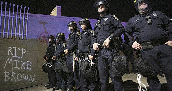 Un signal de Ferguson ou l'iceberg de la démocratie