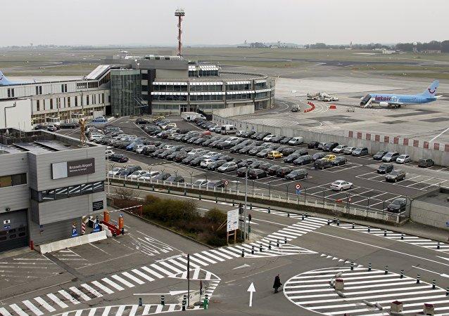 L'aéroport Zaventem de Bruxelles