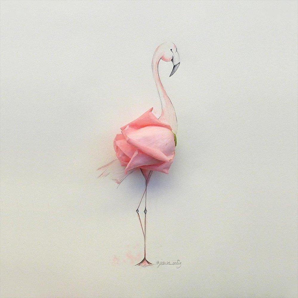 Il transforme des fleurs et des objets du quotidien en art sputnik france - Objets recuperes et transformes ...