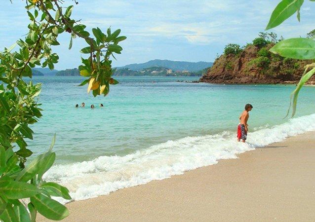 Les plages du Costa Rica