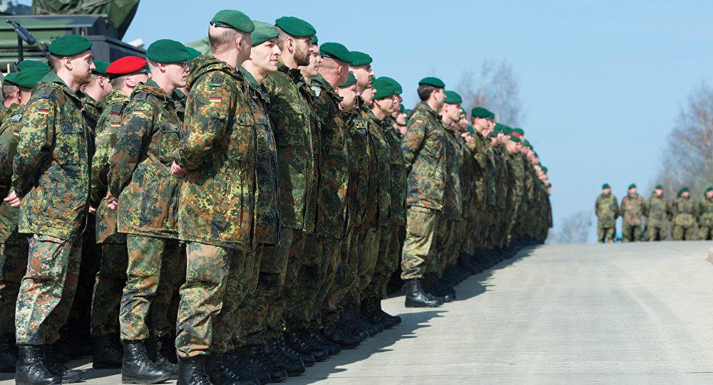 Militaires allemands
