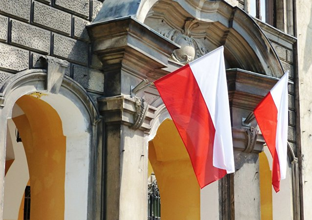 Poland Flag. (File)
