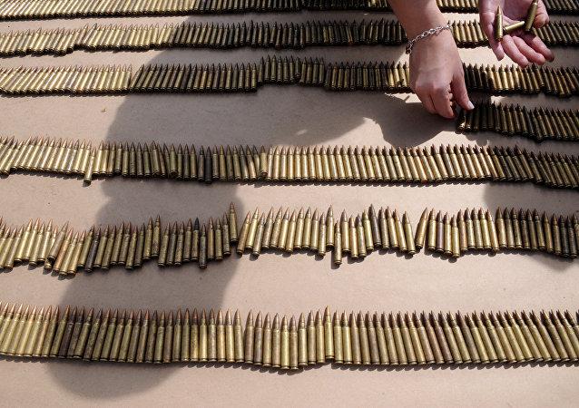 Munitions pour Kalachnikov