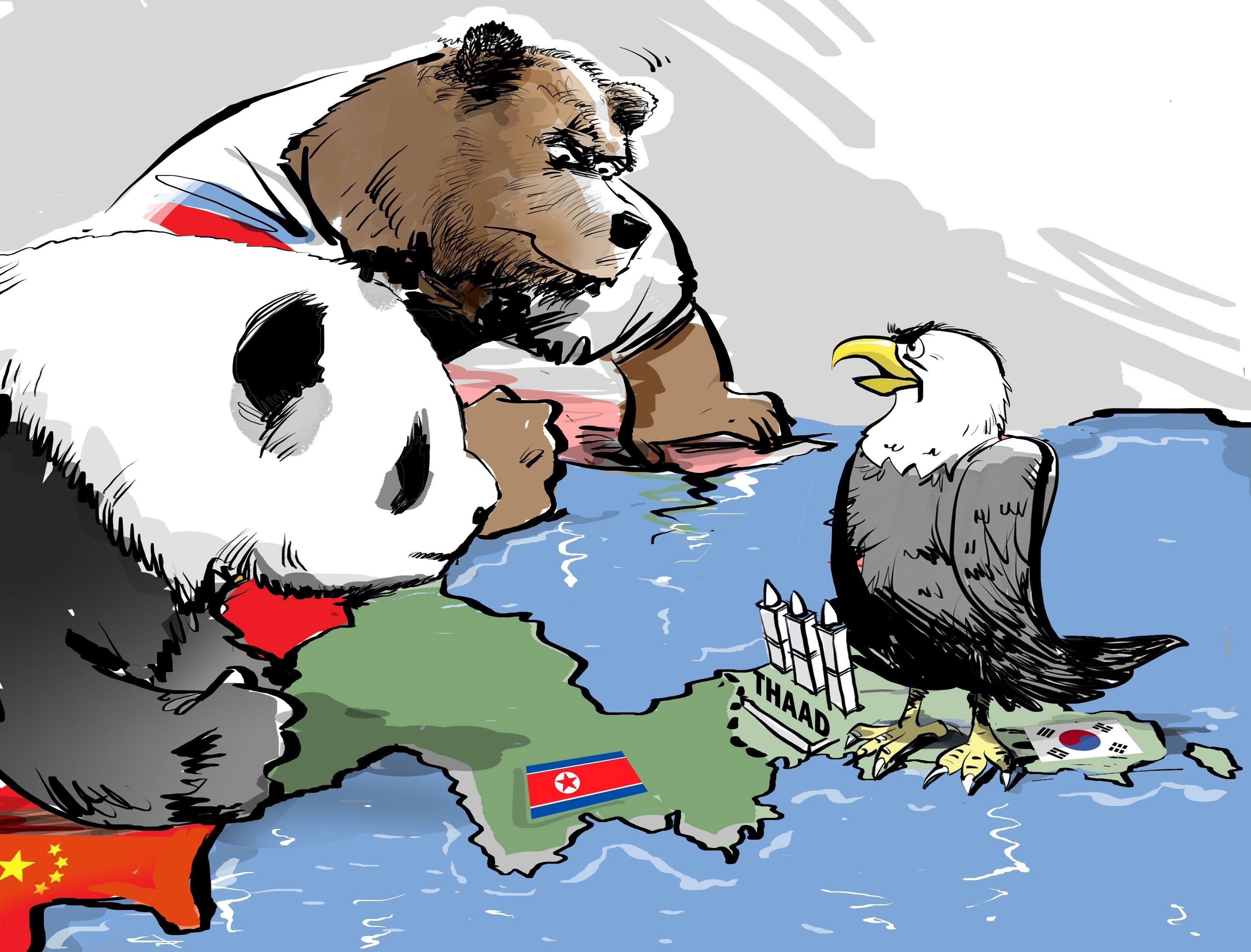 Moscou et Pékin peuvent établir un système conjoint de défense antimissile