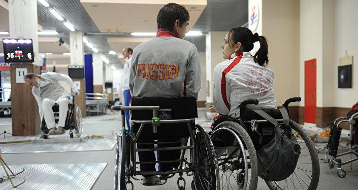 Les médias russes lancent un projet en faveur des sportifs paralympiques