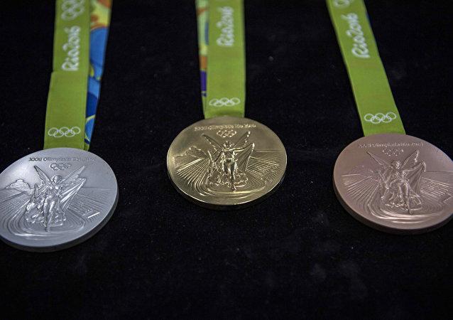 Médailles de Rio