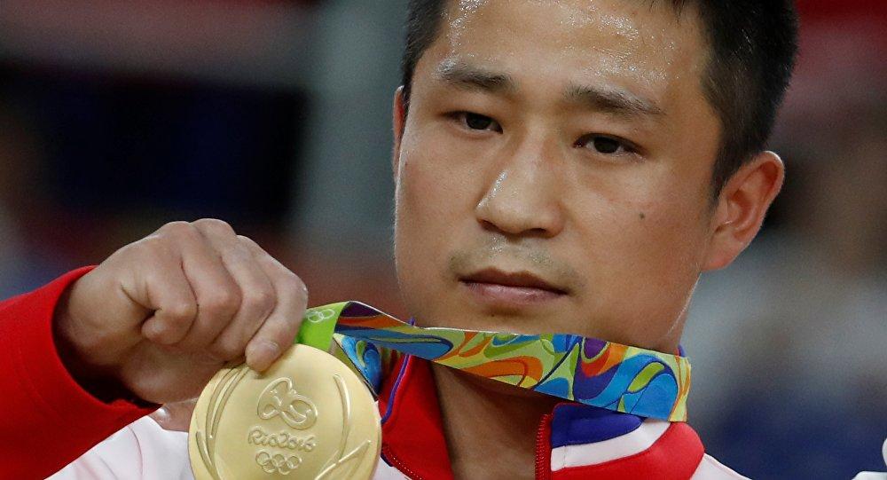Ri Se-Gwang, sportif nord-coréen