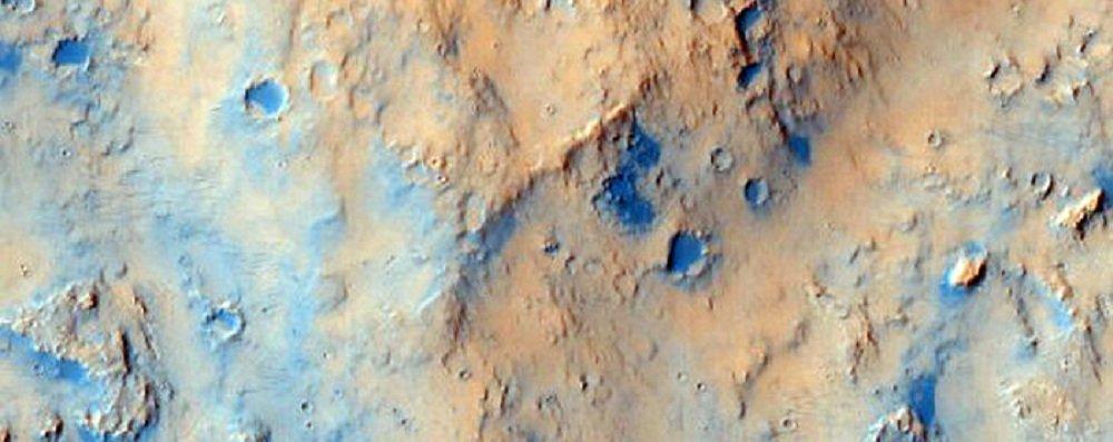 Les incroyables clichés pris par la sonde Mars Reconnaissance Orbiter