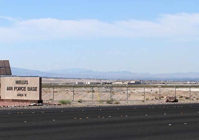 La base aérienne de Nellis