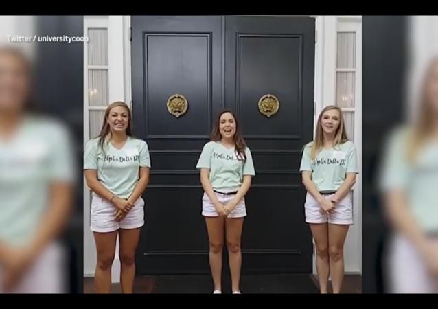 Ces étudiantes ont ouvert la porte de l'enfer