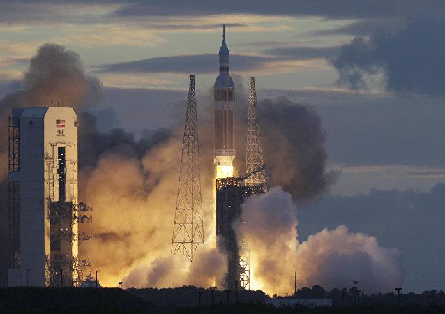 La fusée Delta IV