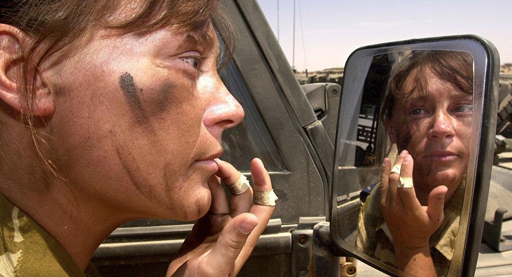 Royaume-Uni, militaires femmes