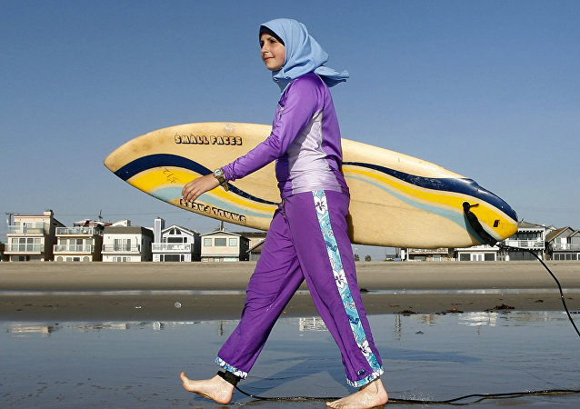 Burkini / image d'illustration