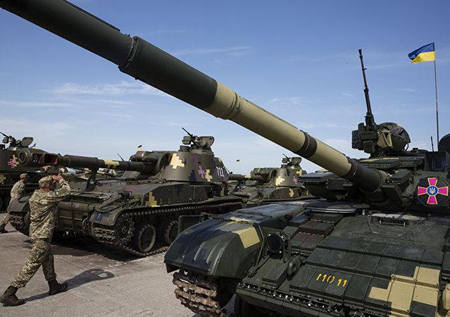 Nouveaux matériels des forces armées ukrainiennes