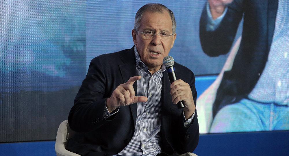 Sergueï Lavrov. Archive photo