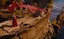 Une image du film de fantaisie russe Dragon
