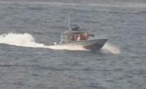 Des navires des Gardiens de la révolution islamique frôlent un destroyer US (Vidéo)