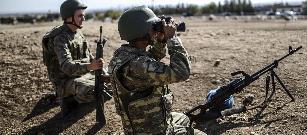 troupes turques